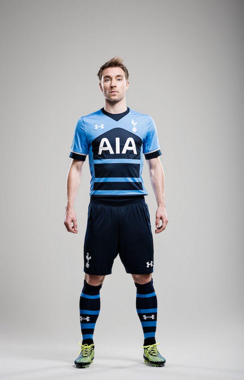 Eriksen Spurs away kit