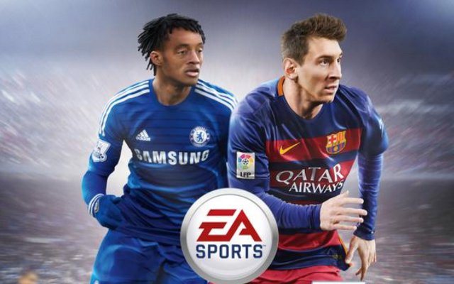 Chelsea FLOP Juan Cuadrado to star on FIFA 16 cover with Lionel Messi after SHOCK vote win