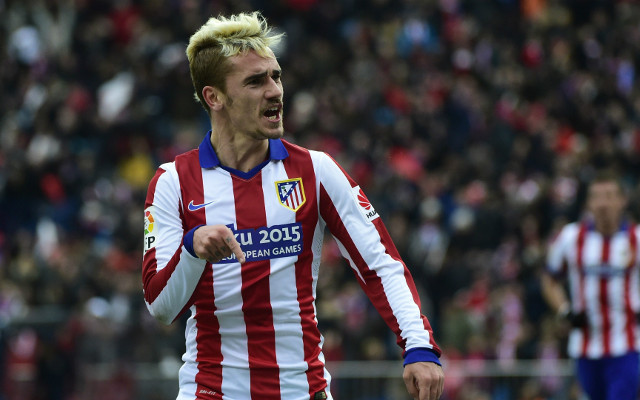 Chelsea target Antoine Greizmann dazzles as Atletico dump Galatasaray out of Champions League (video)