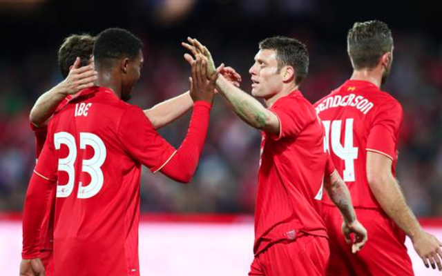 James Milner goal video: New Liverpool signing scores again in Adelaide United friendly
