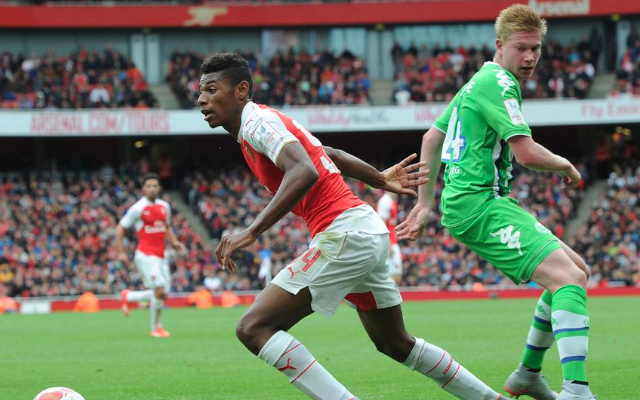 Arsenal player ratings from 1-0 win over Wolfsburg: Teenage prodigy OUTSHINES goalscorer Walcott