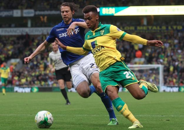 Josh Murphy Norwich City
