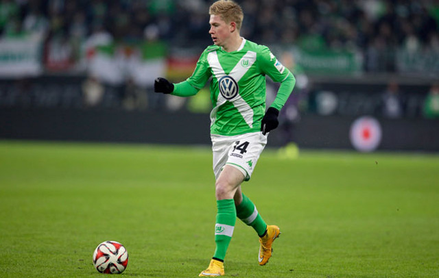 £44m Man City offer for Bundesliga Player of the Year SHOT DOWN by Wolfsburg boss