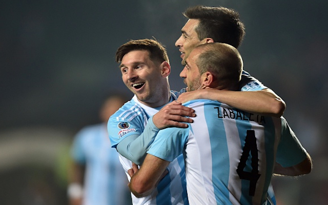Argentina 6-1 Paraguay video highlights: Lionel Messi & Angel di Maria run rampant in massive Copa America win