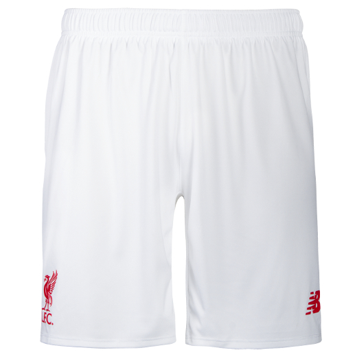 Liverpool shorts away