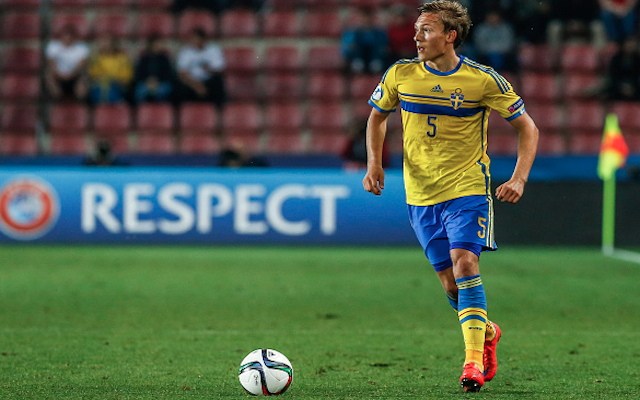 Liverpool to complete £2m bargain deal for STAR SWEDE this week