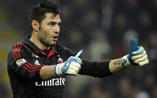 Arsenal target Italian hero as Petr Cech No. 2