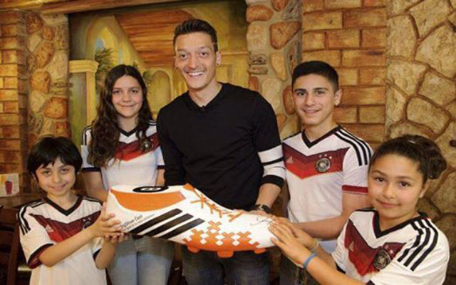 HEROIC Arsenal superstar pays for 11 Brazilian kids to have LIFE-SAVING operations
