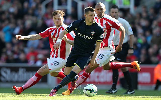 Morgan Schneiderlin COMPLETES Man United medical ahead of long-awaited £24m transfer