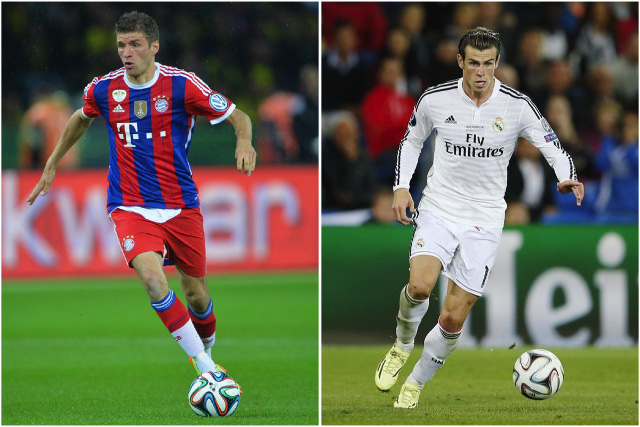 Bale or Muller? Manchester United bosses in DISPUTE over their TOP transfer target