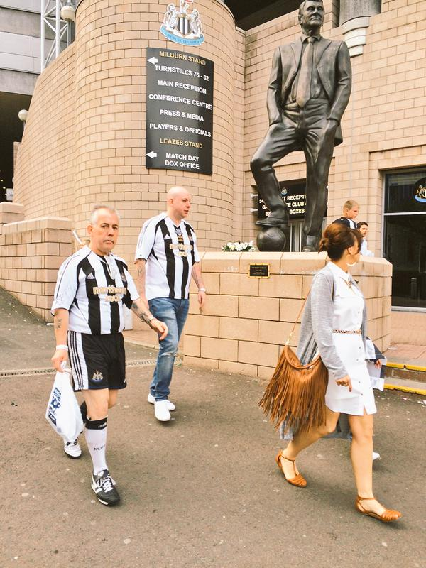 Newcastle full kit wanker