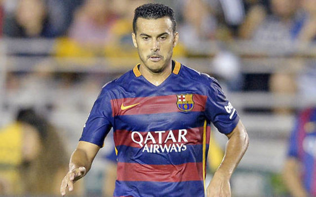 Barcelona midfielder HOPING to see star winger SNUB Man United