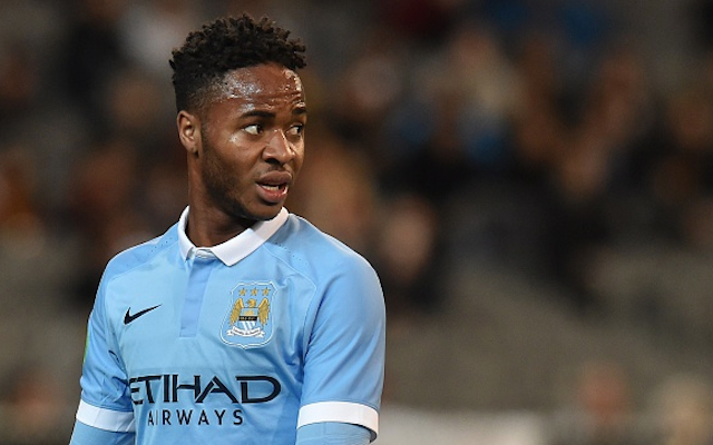 Man City star Samir Nasri slams 'STUPID' fans who booed £49m new boy Raheem Sterling
