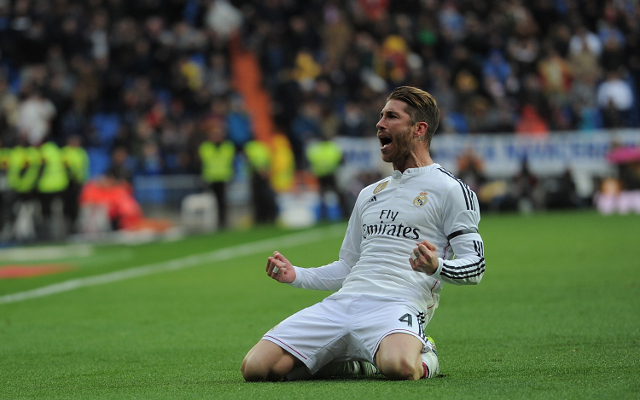 Man United transfer target Sergio Ramos to sign deal in next 24 hours