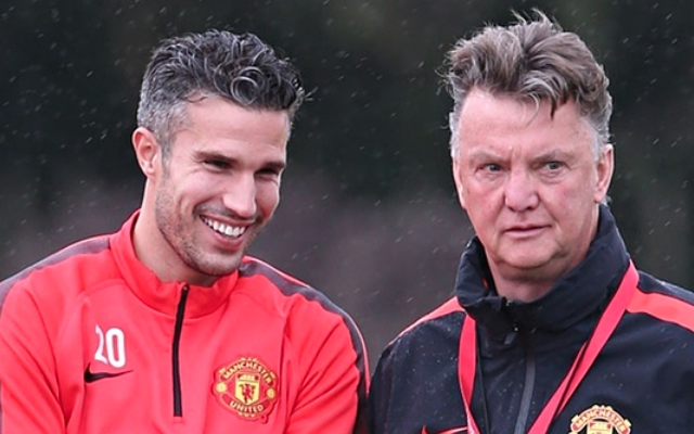Striker SEALED Man United exit after training ground HUMILIATION at hands of FRIEND Van Gaal