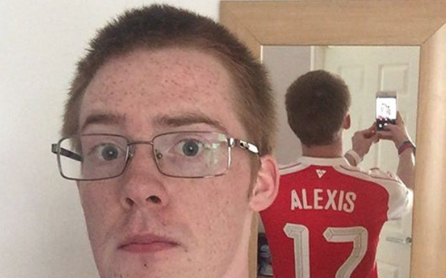 UNFORTUNATE Gooner abused on Instagram after Arsenal's official account posts VERY ODD photo of him