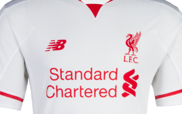Liverpool away kit OFFICIALLY UNVEILED: white shirt & green keeper jersey to make debut at Man Utd