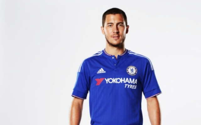Chelsea 2015-16 home kit OUT: Hazard, Costa, Cahill & Oscar UNVEIL Adidas shirt in EXPLOSIVE video