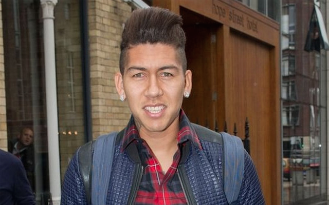 PHOTOS: New signing Roberto Firmino arrives for first day of Liverpool training in AWFUL clothes