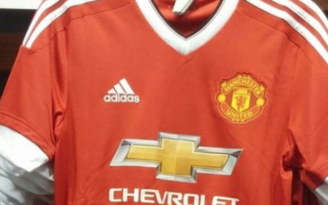 PHOTOS: New Man United home kit ON SALE before official release