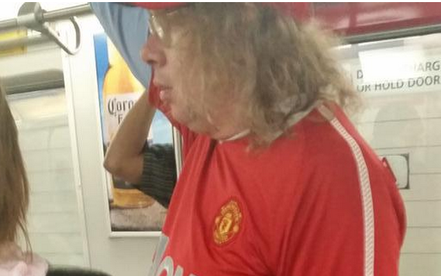 Full kit wankers: 19 CRINGEY photos of Arsenal, Chelsea, Man U & Liverpool fans LOVING replica gear