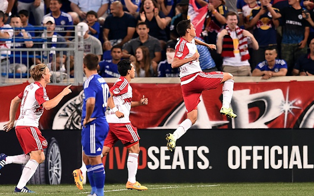 New York Red Bulls 4-2 Chelsea video highlights: Asmir Begovic endures HORROR debut as Blues lose to MLS side