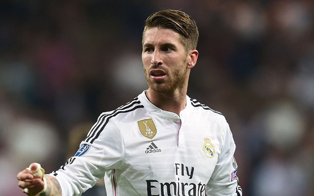 Ramos jets off on Real Madrid's pre-season tour as Man United move HITS THE ROCKS