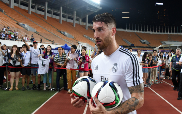 Manchester United FURIOUS with DECEITFUL Sergio Ramos