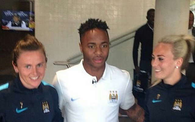 Sterling and Man City Ladies