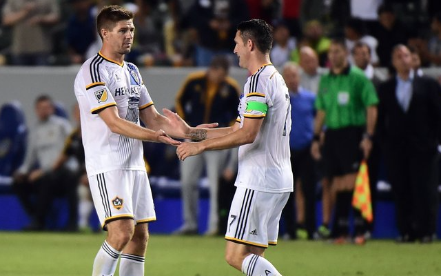 Video: Steven Gerrard makes LA Galaxy debut as another ex-Liverpool star steals show with wondergoal