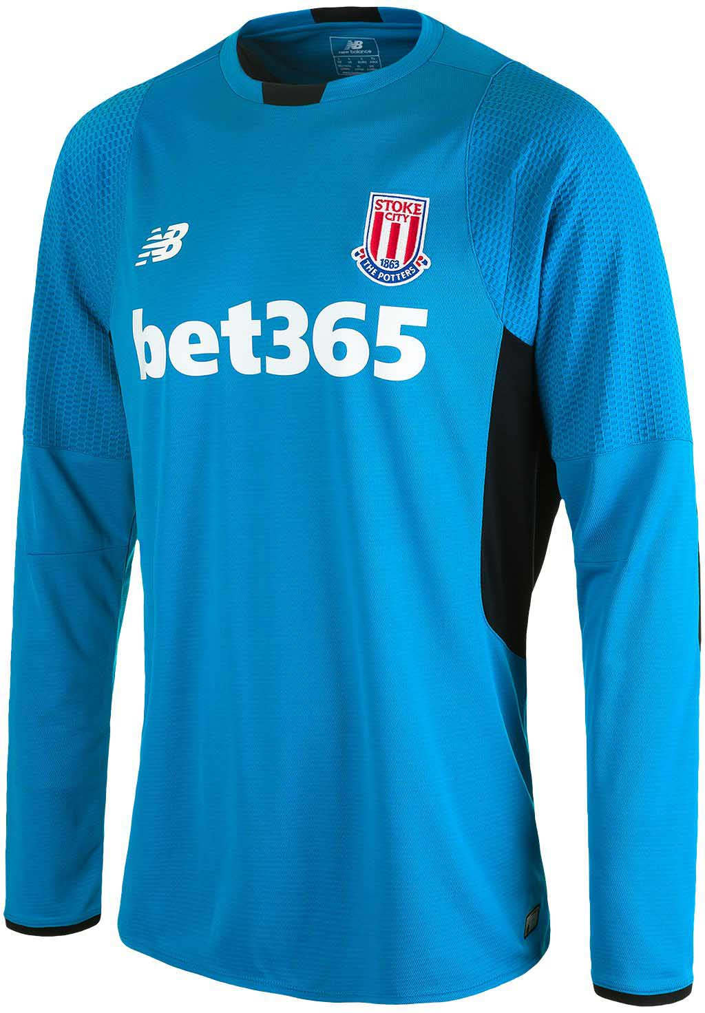 Stoke City goalkeeper kit home 2015-16