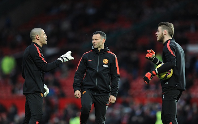 Man United boss Louis van Gaal SLAMS goalkeeper, says he WILL BE SOLD