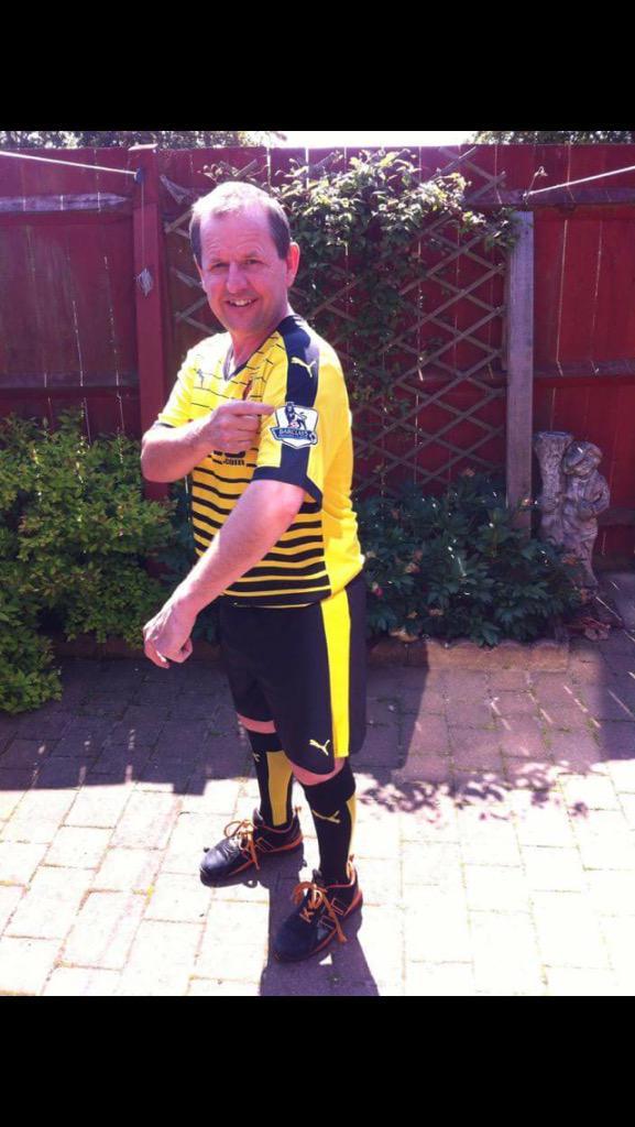Watford full kit wanker