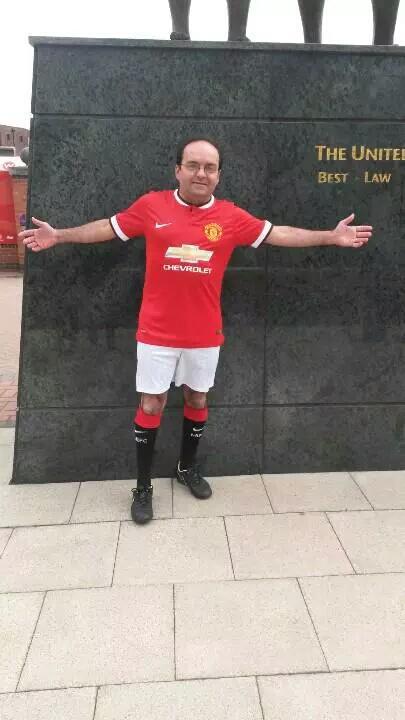 Yet another Man United full kit wanker