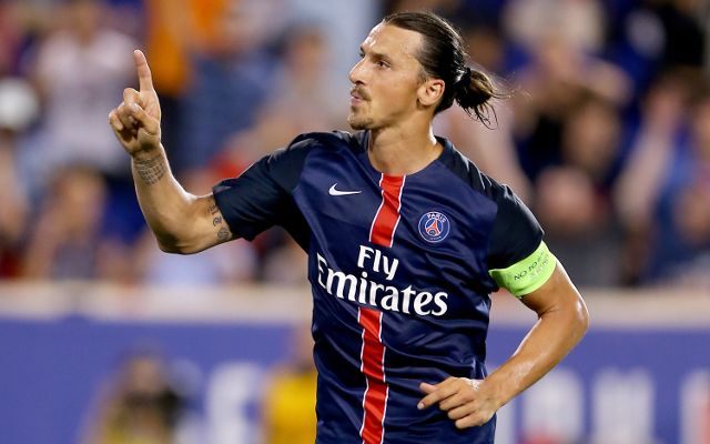 Zlatan Ibrahimovic SPEAKS OUT on Arsenal interest, says AC Milan are 'DESPERATE' to sign him