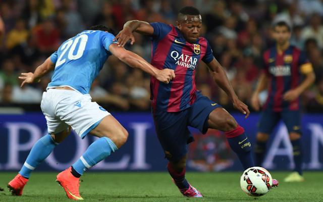 Liverpool deal for £4.2m Barcelona youngster HIJACKED by Premier League rival