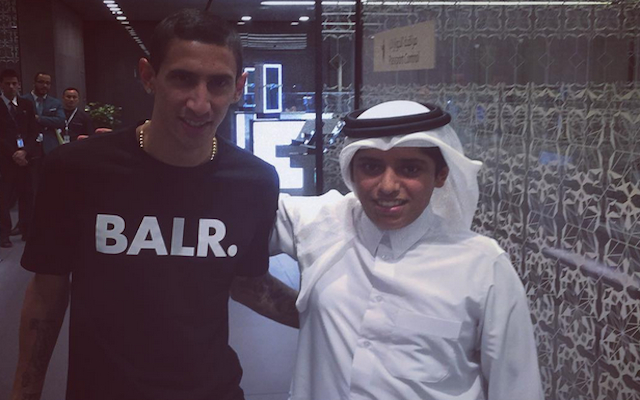 FURIOUS Man United force PSG to pay extra £3m for Angel di Maria transfer following cheeky photo