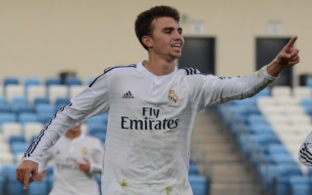 Man United want SUPERB Real Madrid striker in De Gea swap