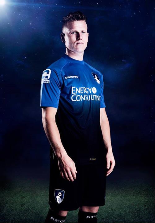Bournemouth away kit 2014-15