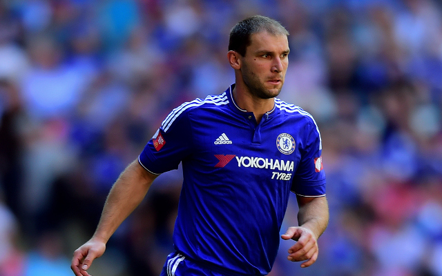 Chelsea boss Jose Mourinho keen to sign Branislav Ivanovic replacement