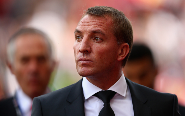 Brendan Rodgers has his say on Liverpool's performance in Arsenal draw, identifies star performer