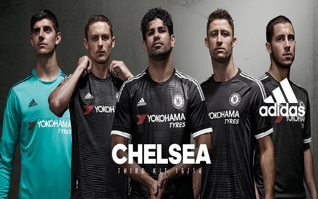 Chelsea third kit 2