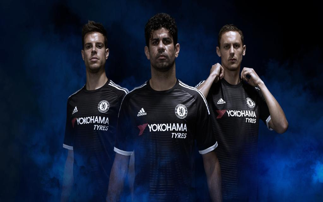 Chelsea THIRD KIT unveiled: The Champs are BACK IN BLACK