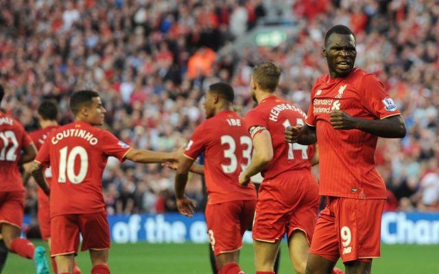 Liverpool striker shows how crucial he is to Jurgen Klopp's system (video)