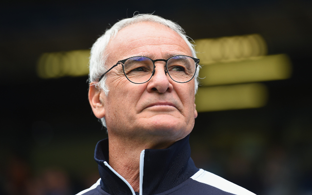 Leicester manager Claudio Ranieri offers players unique incentive to keep clean sheet