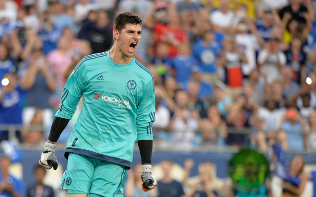 Chelsea REFUSING to sign emergency goalkeeper following Courtois injury