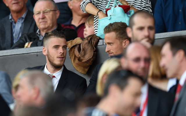 David de Gea left 'visibly shaken' after Man United fans launch foul-mouthed TIRADE at wantaway keeper