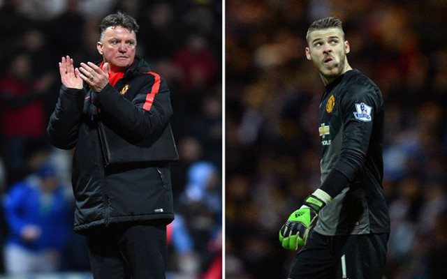 AGREED! Man United and La Liga giants reach £25.5m transfer deal for STAR stopper