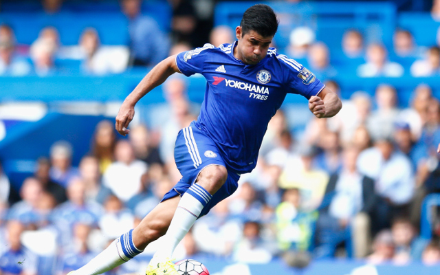 Video: Diego Costa adds to Chelsea boss Jose Mourinho's fury