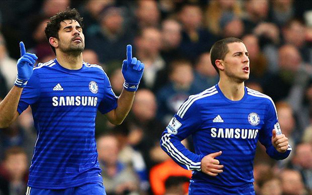 Chelsea XI predicted for huge London derby with Arsenal: Diego Costa under pressure